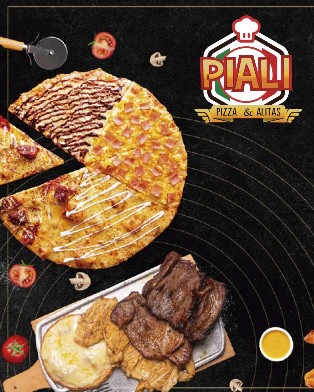Piali Pizza y Alitas