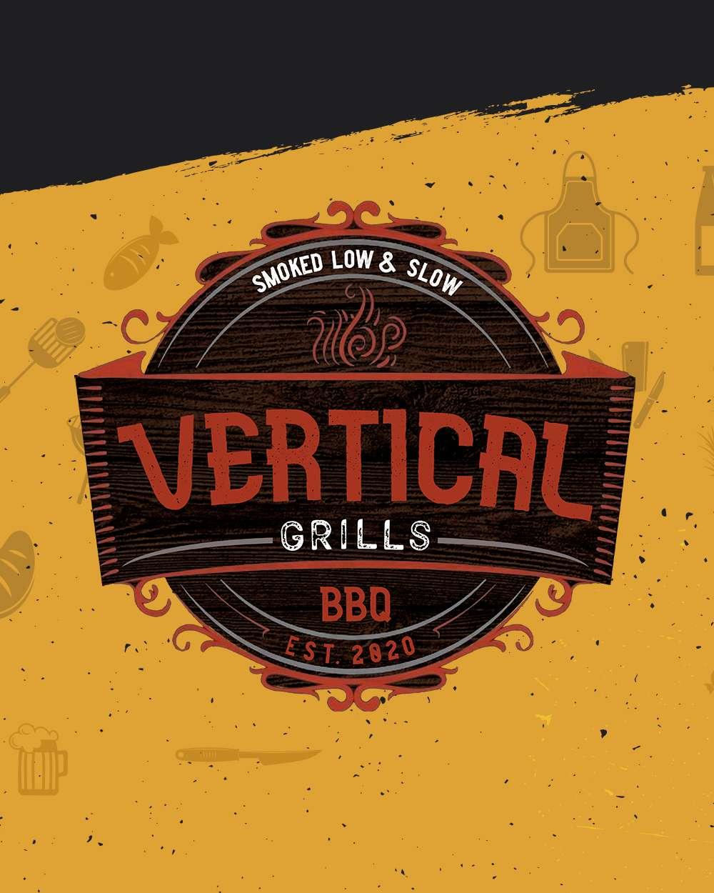 Vertical Grills