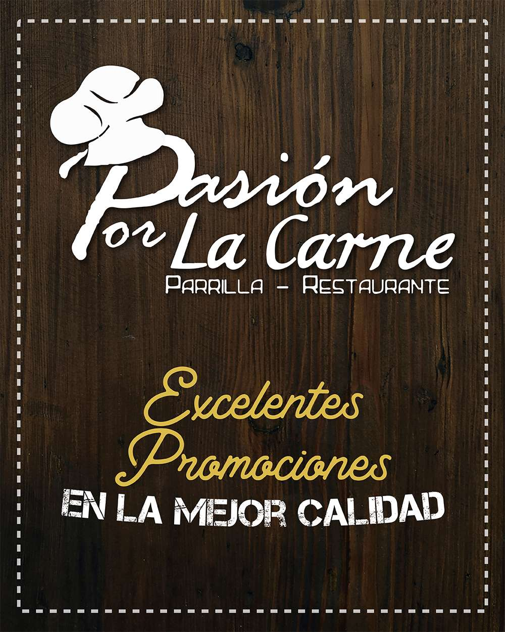 Pasión por La Carne Parrilla-Restaurante