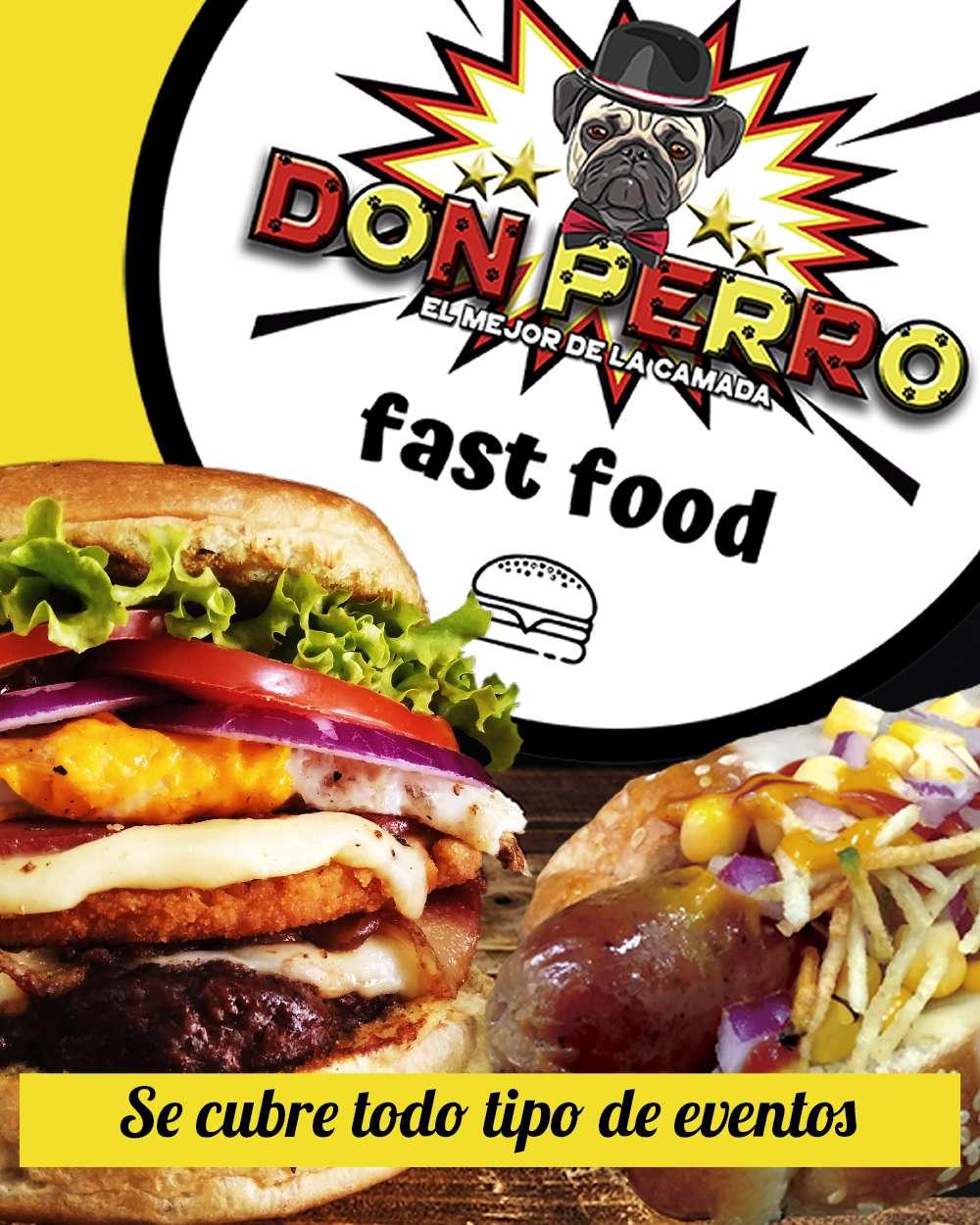 Don Perro Fast Food