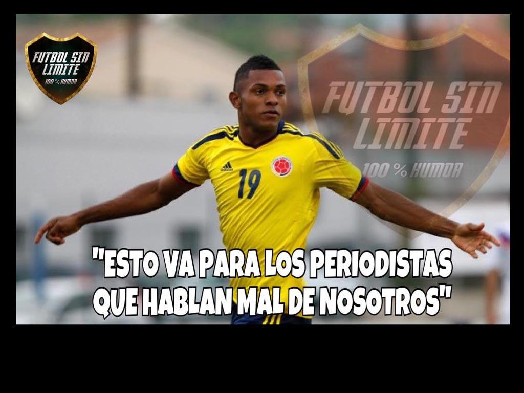 Los mejores memes del Ecuador - Colombia