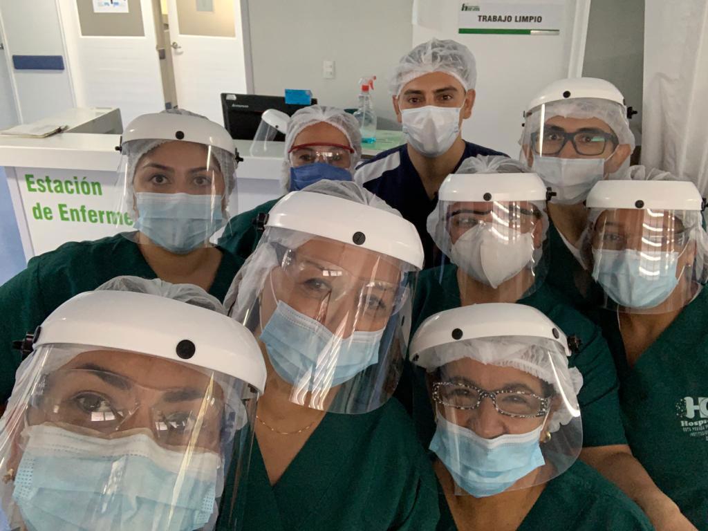 ¡Felíz día de los enfermeros!