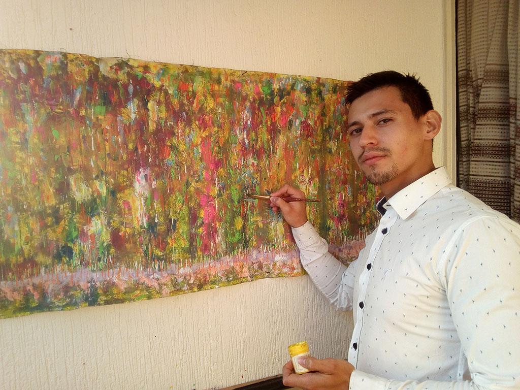Arte en la cuarentena