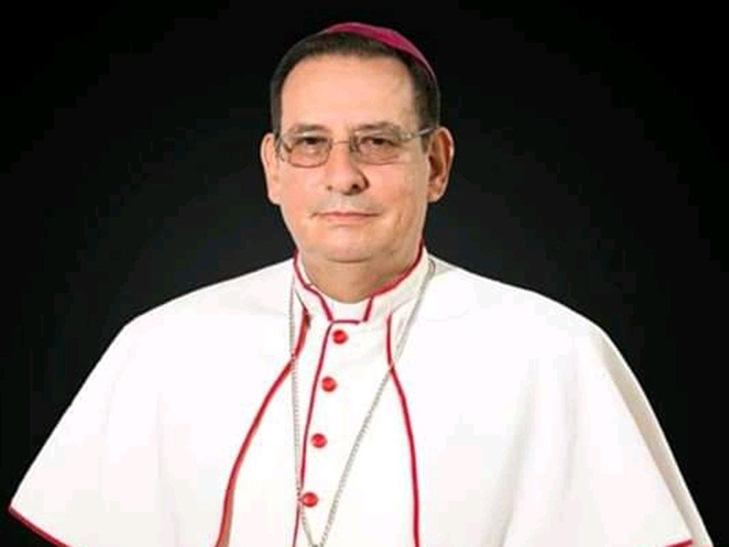 Obispo oriundo de Génova se posesiona este jueves en Rioacha