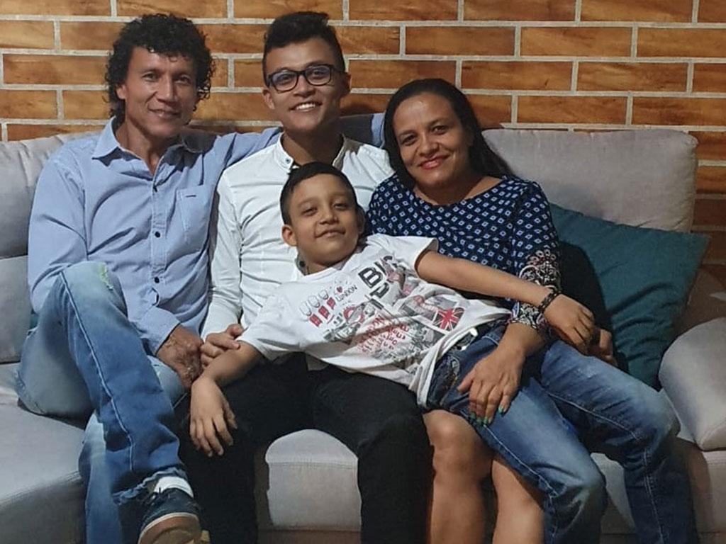 CUMPLEAÑOS Samuel Esteban Cañas Carvajal
