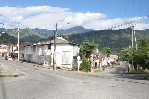 Sector del centro de Calarcá pide identidad