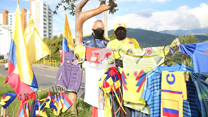 Ventas de los elementos de la tricolor nacional no fueron 'virales'