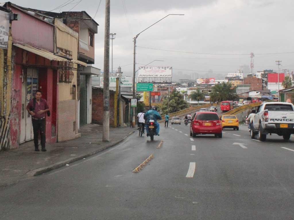Bicicarriles invadidos por la mala educación