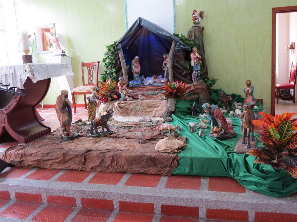 Pesebres en el Quindío, una tradición que sigue tan viva como la Navidad