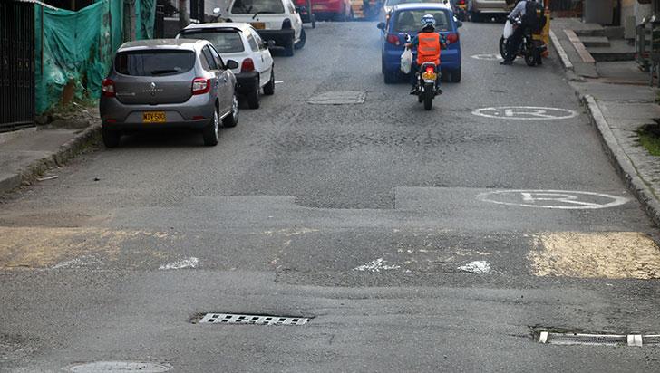 Reductores de velocidad en mal estado son un peligro para la vida