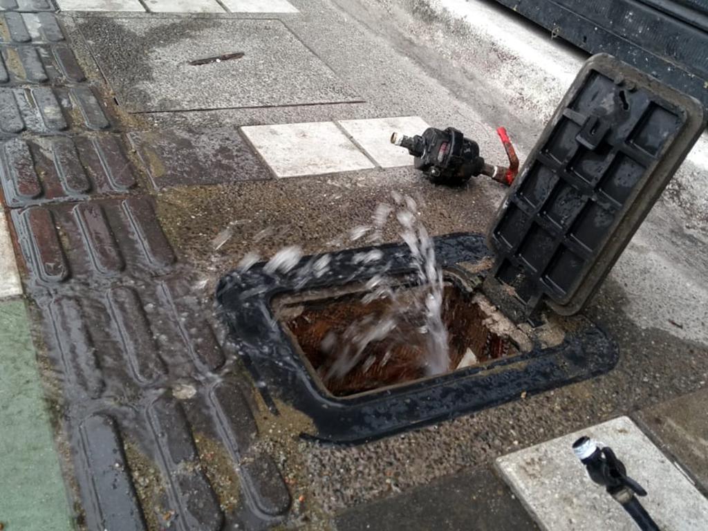 Se dispararon los hurtos de contadores de agua