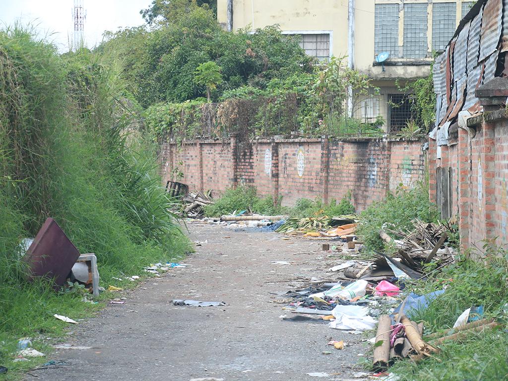 Espacios abandonados que ahora son 'casas' del inframundo