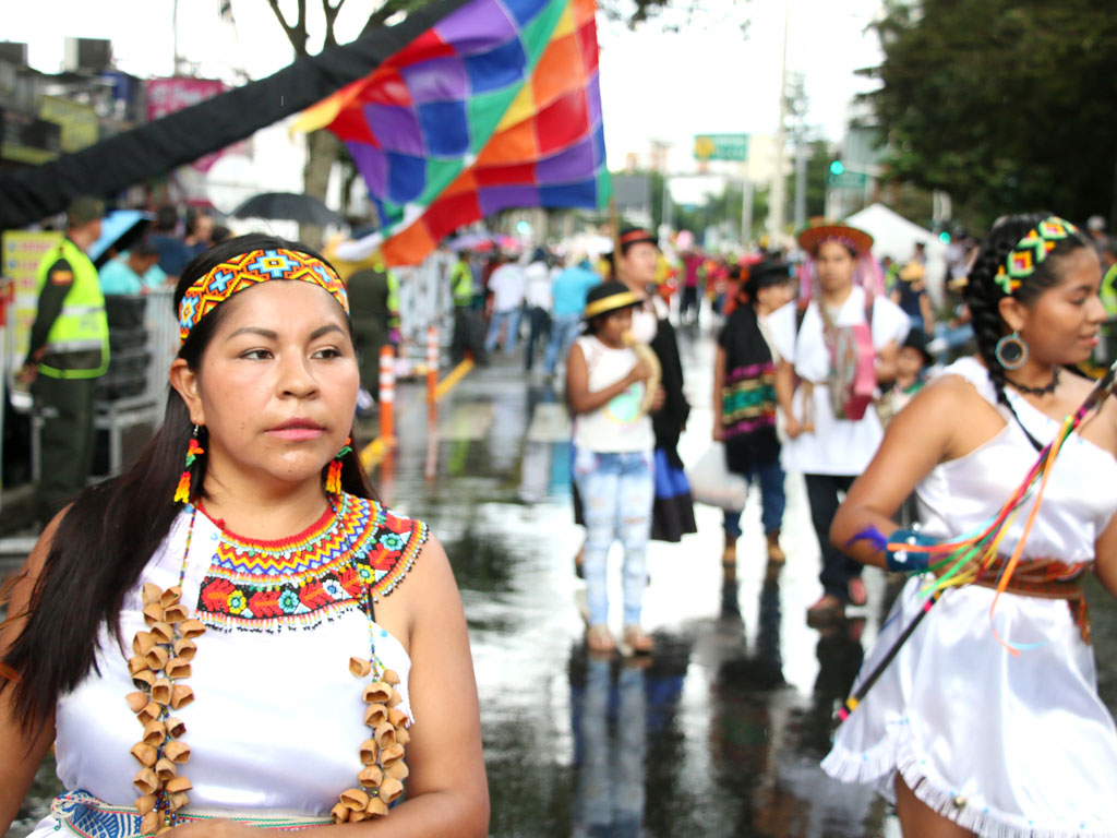En fotos: Armenia vibró con la VI edición del Desfile Cuyabro