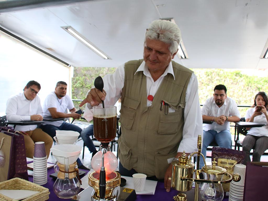 Qué chévere un café especial