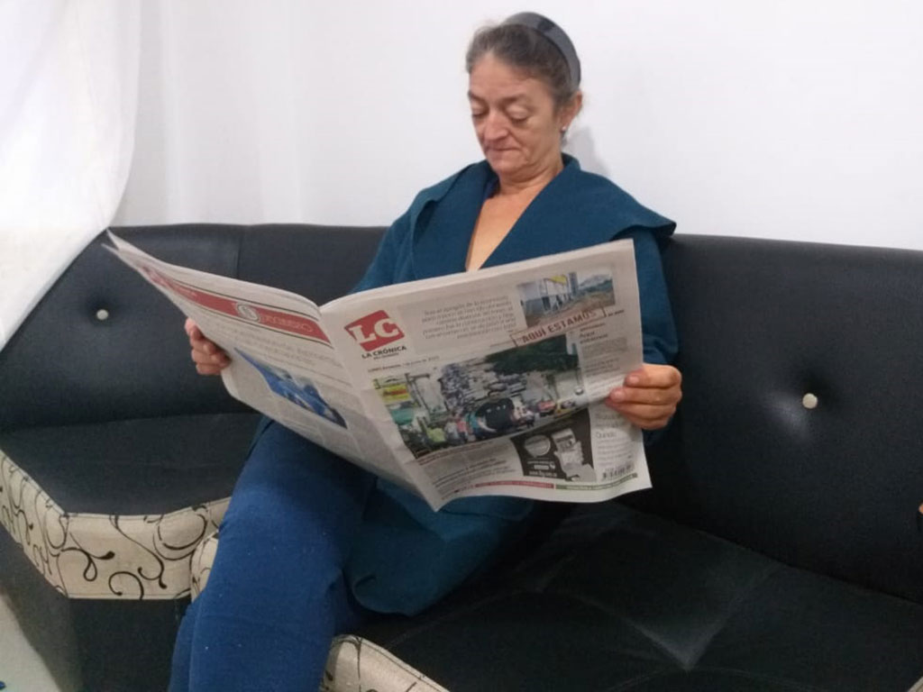 """El regreso de LA CRÃ""""NICA al papel"""