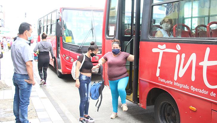 ¿Medidas de bioseguridad  en el transporte público?