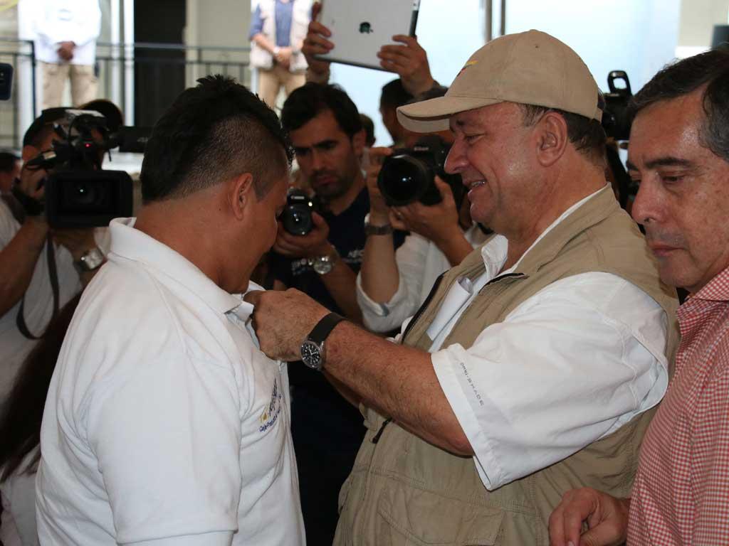 Mindefensa y Caja Honor entregaron 166 viviendas a militares