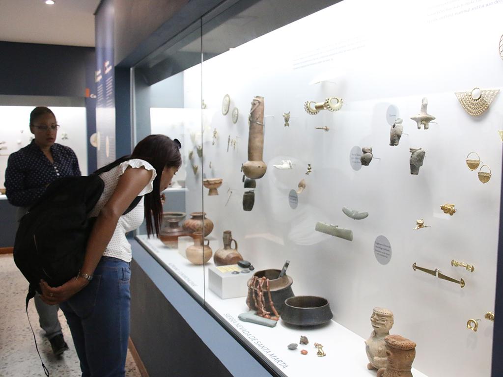 Â¡El museo del Oro se renueva con un  nuevo espacio!