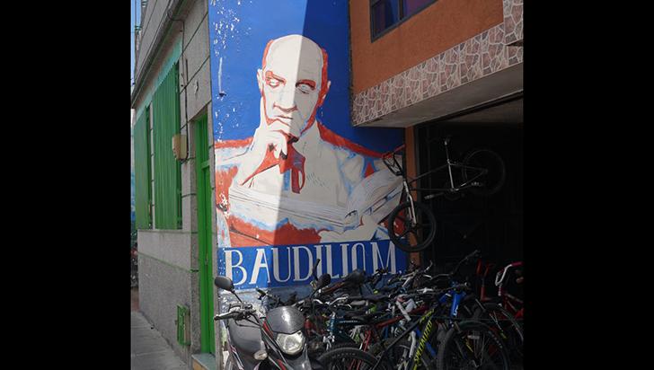 Murales que dieron vida a Calarcá, ahora dan tristeza