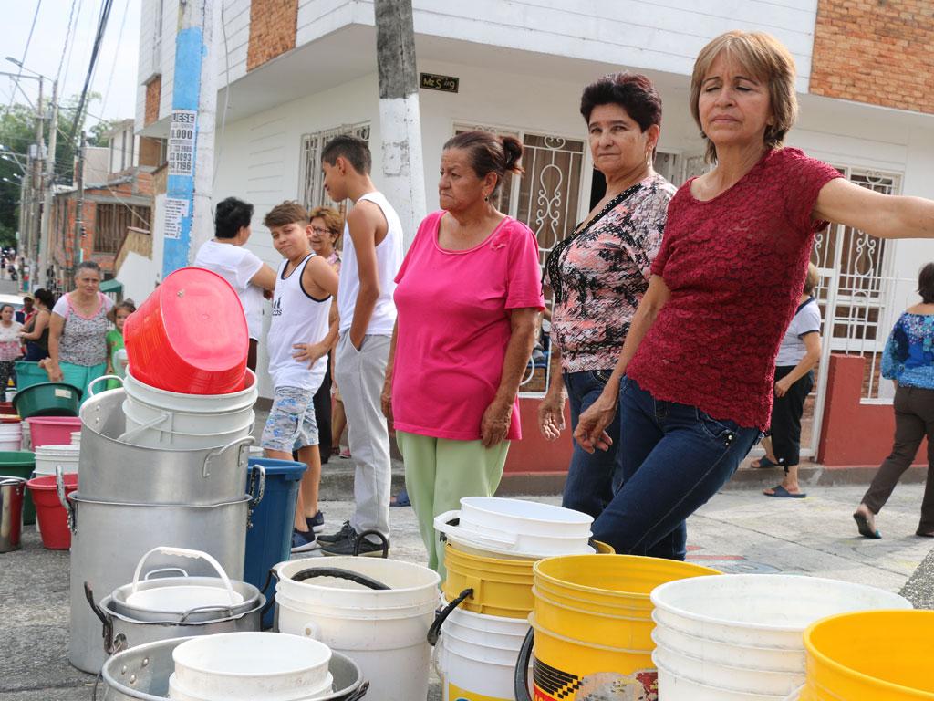 Armenios completaron más de un día sin el servicio de acueducto