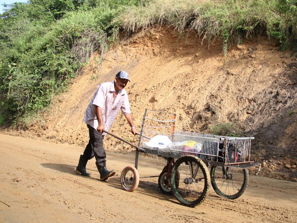 Fuertes lluvias han provocado emergencias en todo el Quindío