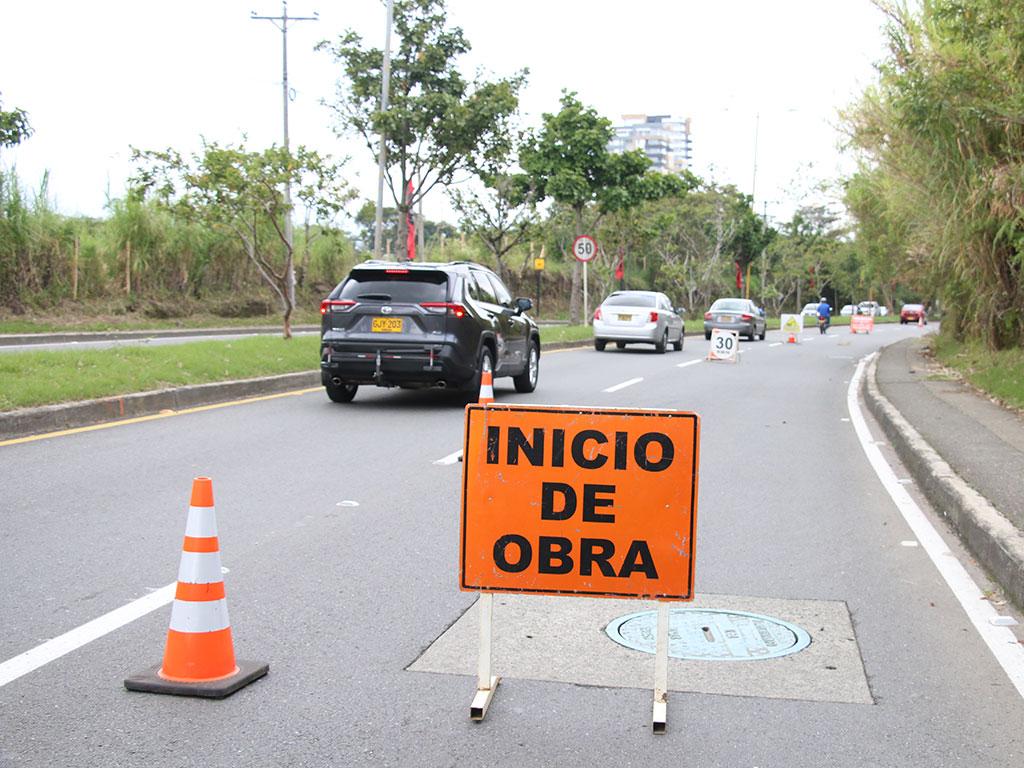 Plan de manejo de tránsito, obligación para obras civiles