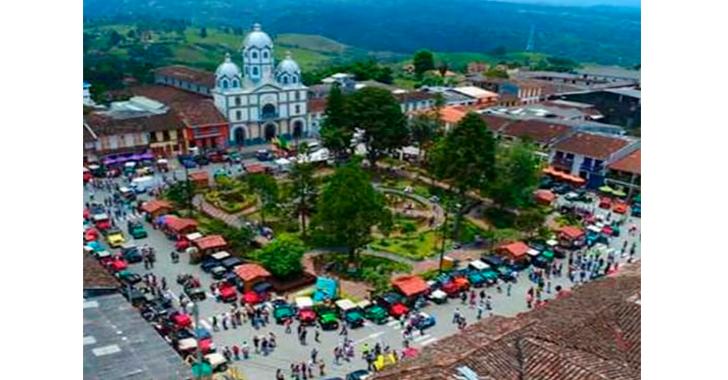 Las plazas del Quindío y su historia arquitectónica