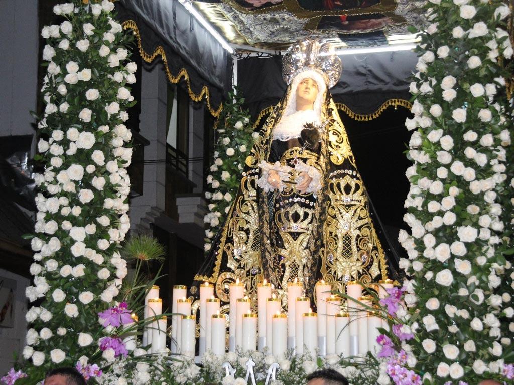 Así vivieron los armenios el aniversario 111 de la tradicional procesión de La Soledad