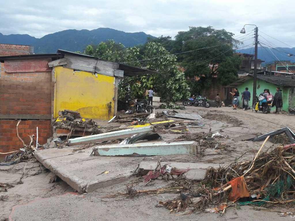 Las imágenes de la tragedia en Mocoa
