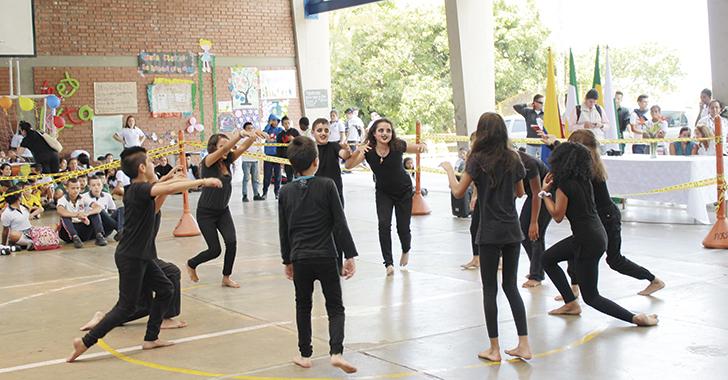 Colegio Jesús María Ocampo mostró sus logros en jornada extendida