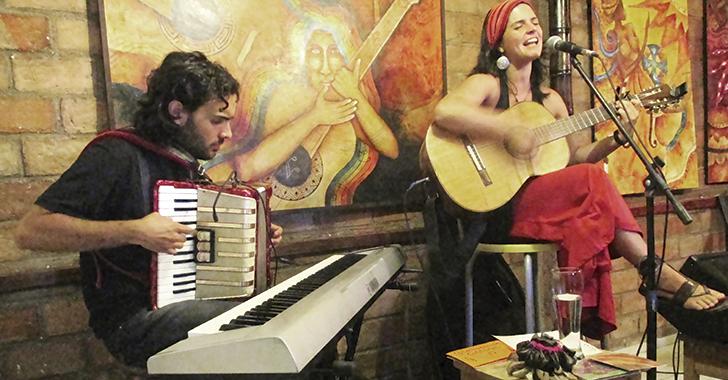 Un concierto con la m sica tradicional de argentina la for Noticias dela farandula argentina