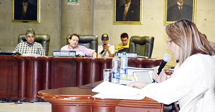 Proyecto de empréstito para obras fue aprobado en primer debate