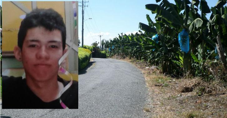 """""""Justicia"""" clama familia de menor asesinado por uniformado de la Policía"""
