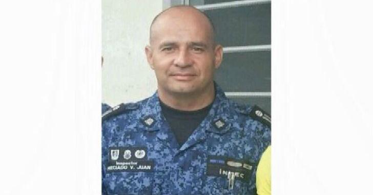 Sin rastro del inspector del Inpec reportado como desaparecido