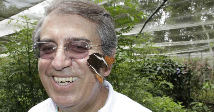 Alberto Gómez, el 'don' de los jardines botánicos de Colombia