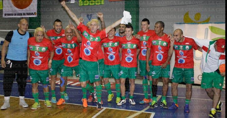 Caciques es el campeón de la zona norte de la Copa Claro Sports Las Américas