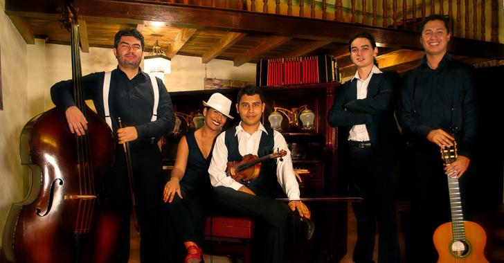 El Quinteto F-31 estará mañana en Casa Museo Musical del Quindío