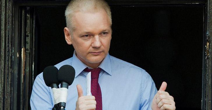 Francia deniega a Julian Assange su petición de asilo