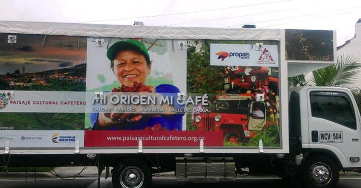 En Pijao se lanza hoy campaña para promover el café del Paisaje Cultural Cafetero