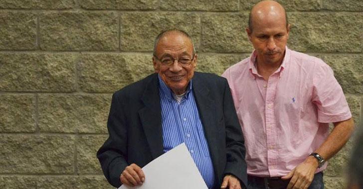 Adiós al biblionavegante José Chalarca