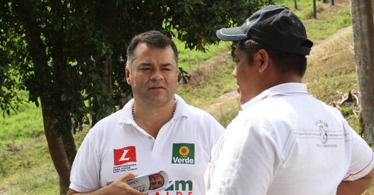 Volver la mirada al campo, el proyecto de Ruiz para Quimbaya