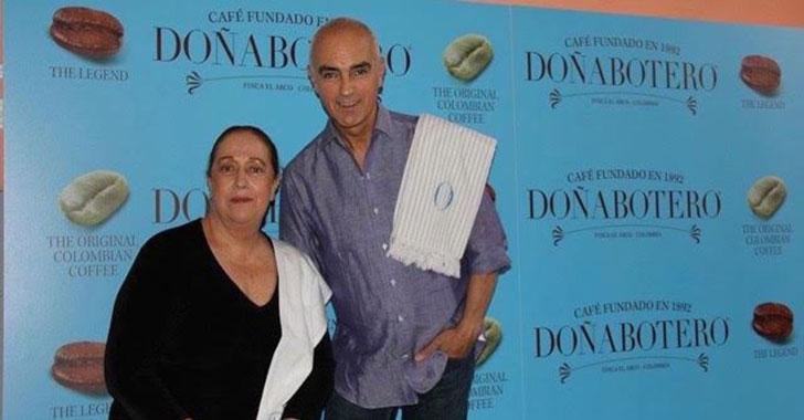 Café Doña Botero de Armenia en la EXPO de Milán 2015
