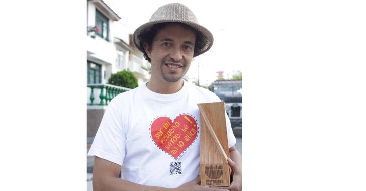 Fredy Rivera, un titán que brinda conectividad a los campesinos