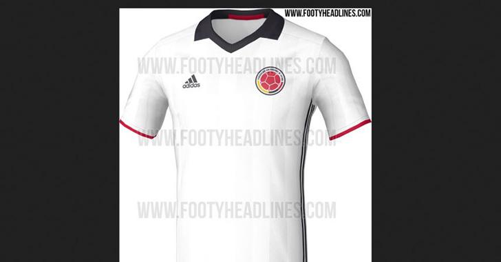 Nueva Camiseta De Colombia 2019 Detail: La Nueva Camiseta De Colombia Sería De Color Blanca La