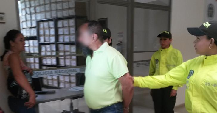 Capturan a cubano que le prendió fuego a su compañera sentimental