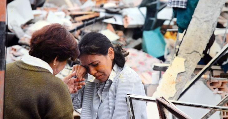 Las enseñanzas que nos dejó el  terremoto del 25 de enero de 1999