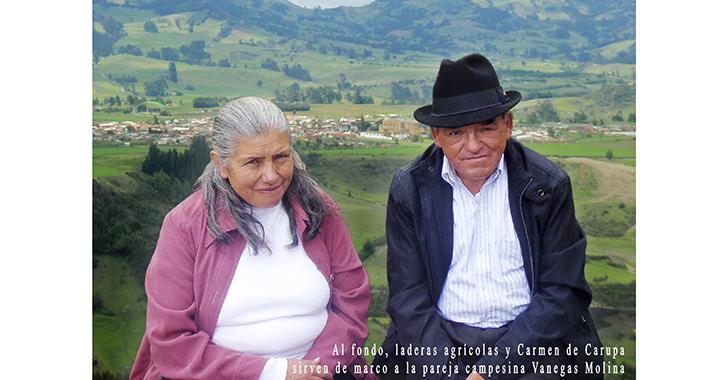 Las manos laboriosas, creadoras y sencillas de María Delfina Molina