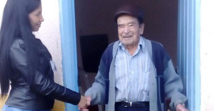 En Filandia vive el habitante más viejo del departamento