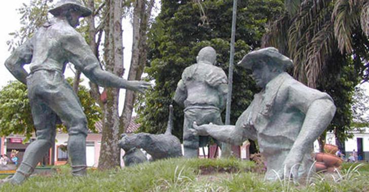 La Tebaida y sus parques de la representatividad histórica