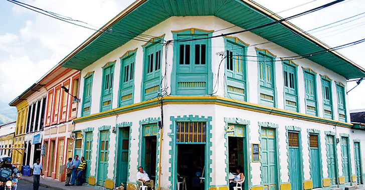 Calarcá cultural  y sus construcciones tradicionales